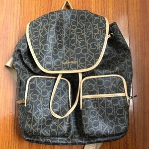 Calvin Klein Satchel Backpack